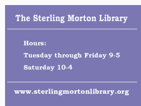 The Sterling Morton Library